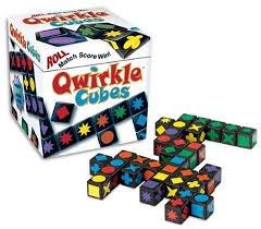 QWIRKLE CUBES BIG BOX