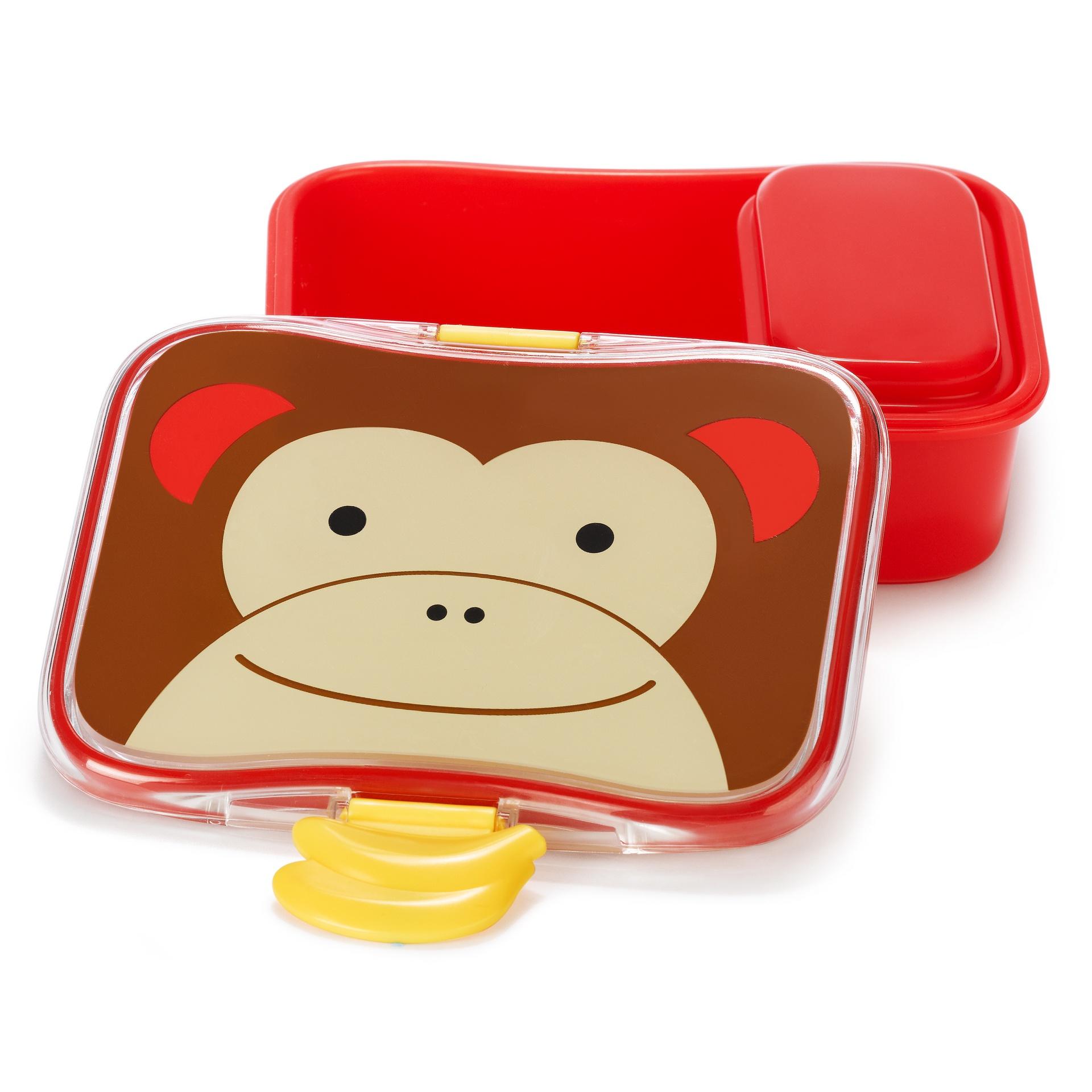 Skip  Hop Zoo Lunch Kit, Monkey