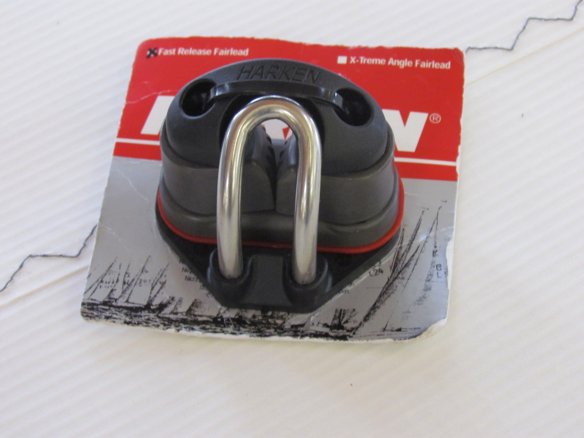 Harken 150 Cam Matic w/Rev Fairlead