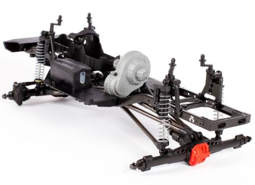Axial #AX190104 SCX10 II Raw Builders Kit