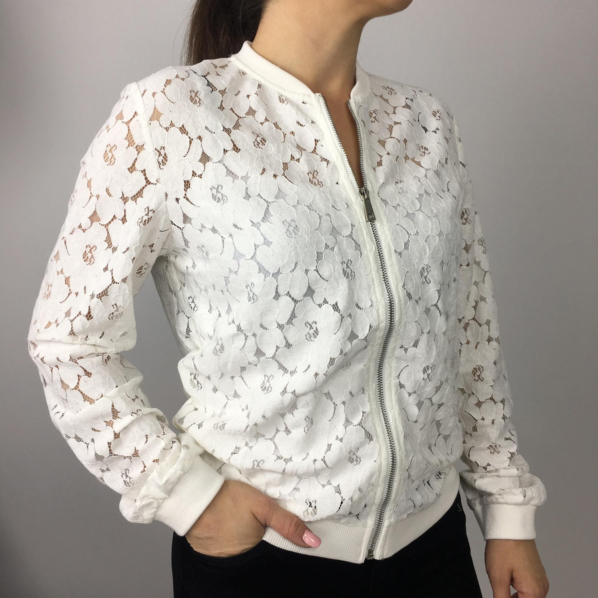 Daphnea Lace Jacket 9067