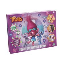 TROLLS MAKE UP ARTIST BOOK