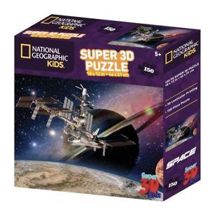 3D PUZZLE SPACE 150 PCS