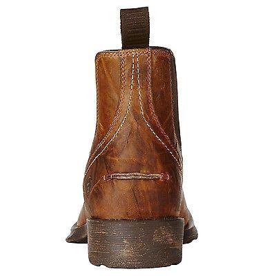 63bf45620e5fc Ariat Men's Boots 'Midtown Rambler' Barn Brown | Pakenham Western ...