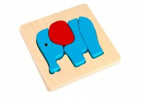 MINI PUZZLE ELEPHANT