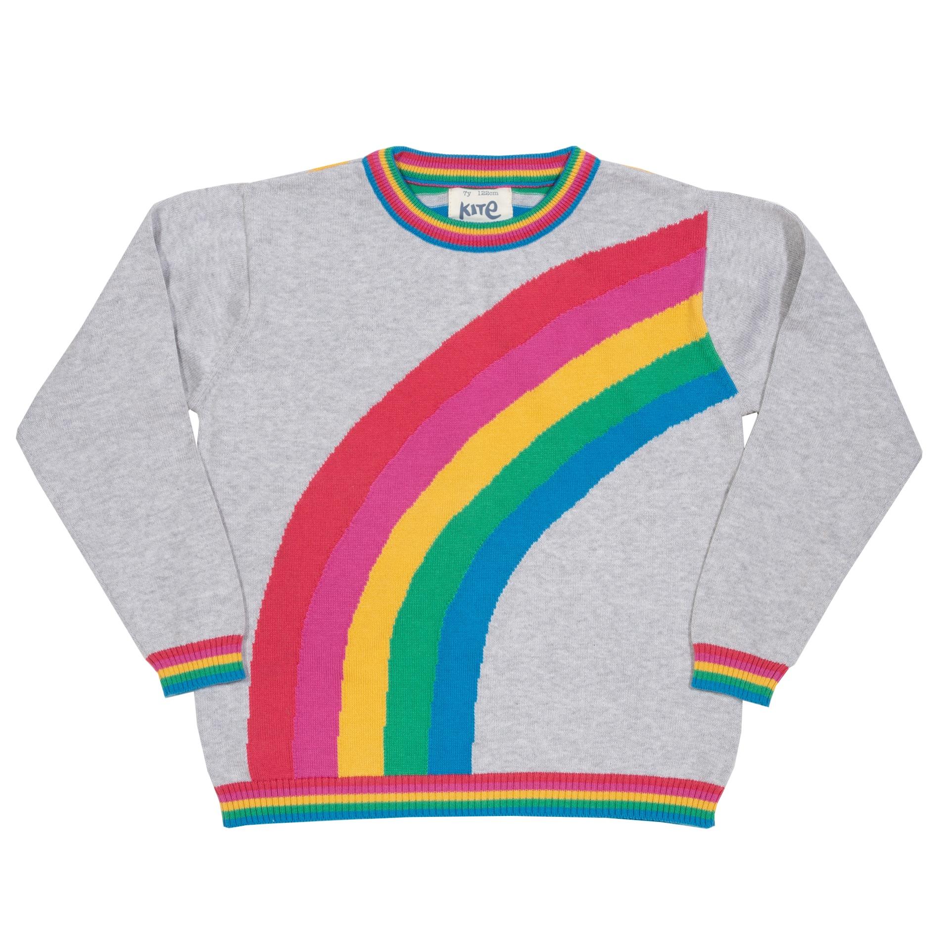Rainbow jumper NEW