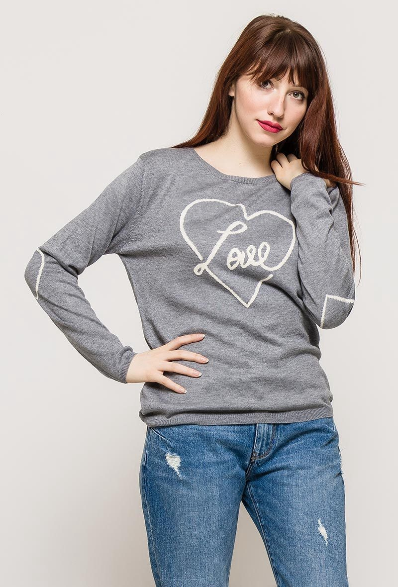 Chokolate Love Jumper