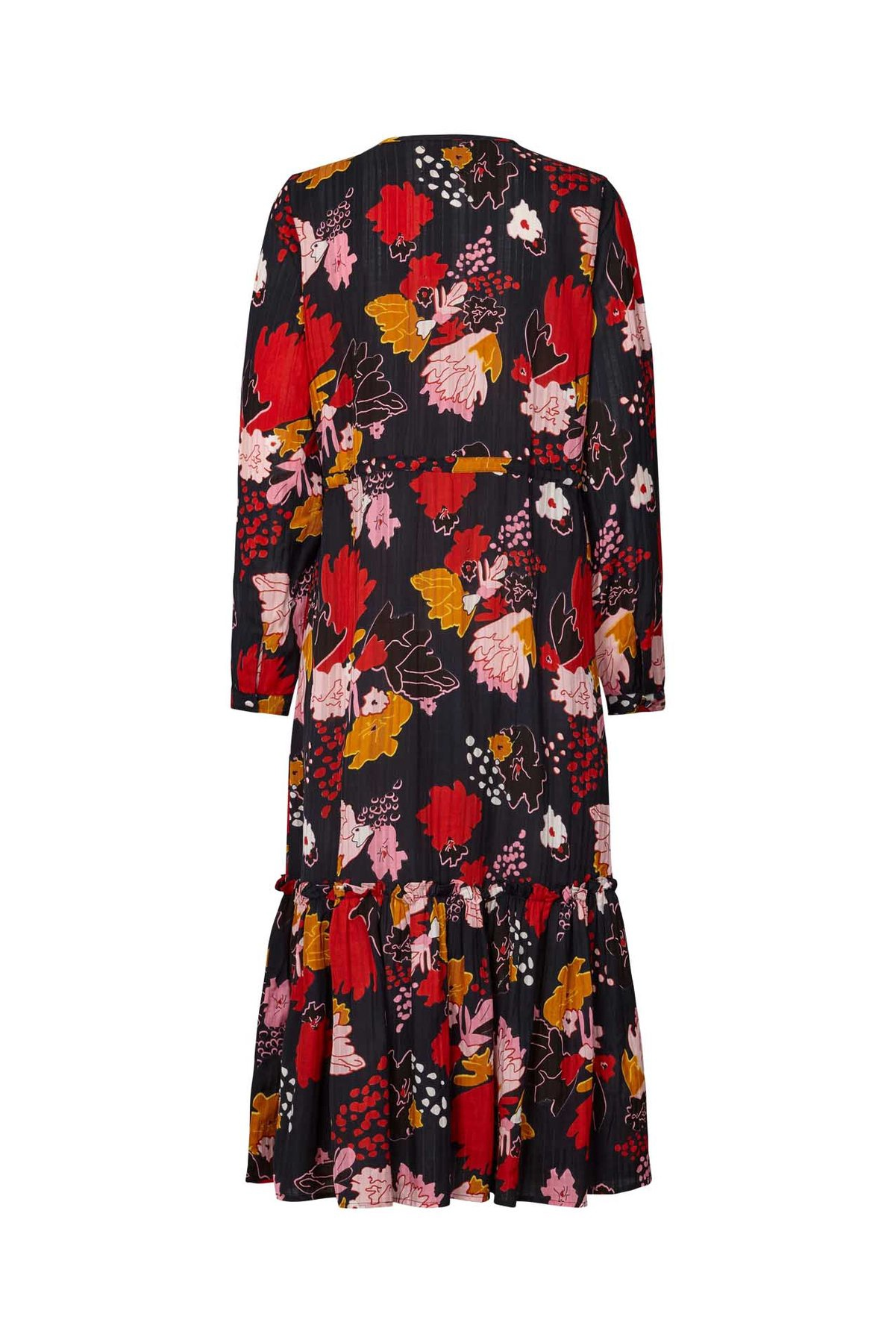 Anastasia Dress Floral - Rose and Lyons
