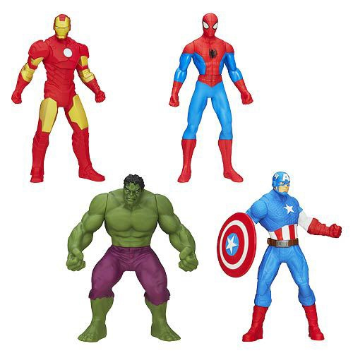 MARVEL 6 INCH FIGURE ASSORTMENT