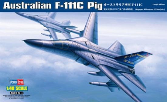 Hobby Boss #80349 1/48 Australian F-111C Pig