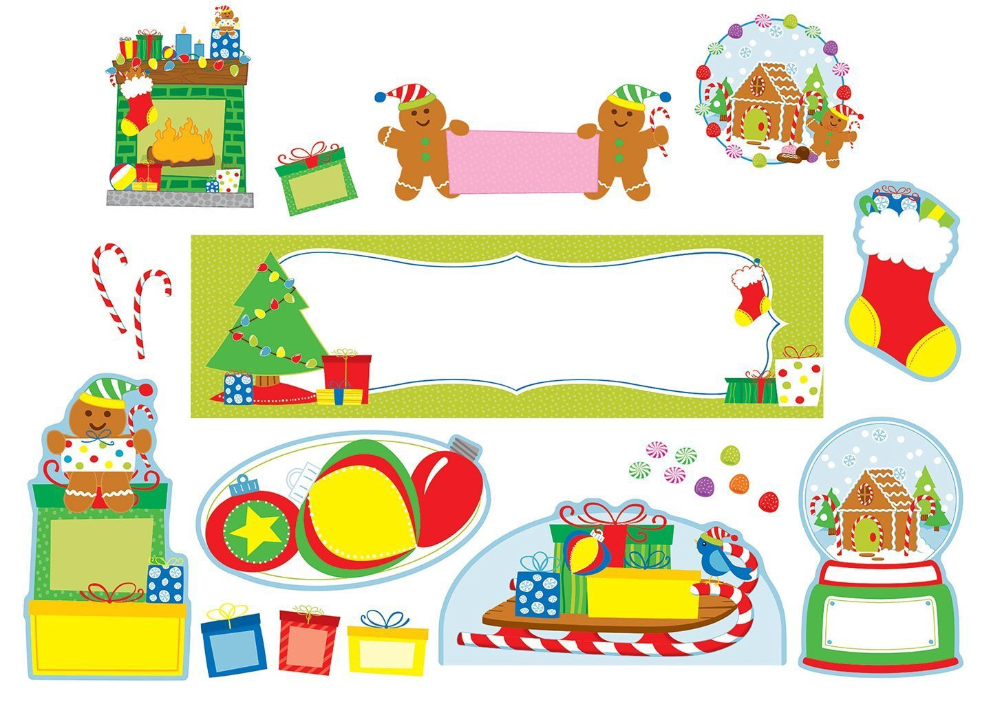 CD 110307 HOLIDAY FUN MINI BBS