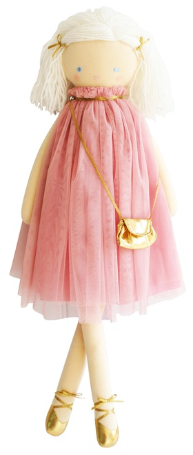 Alimrose Lizzie 64cm Doll - Blush
