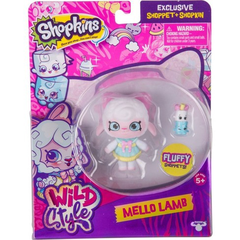 SHOPKINS MELLO LAMB