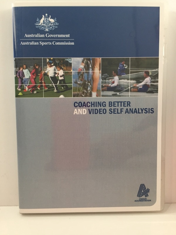 ASC: Coaching Better Video and Self Analysis DVD
