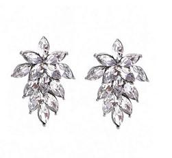 Deco Diamante Earrings 52444