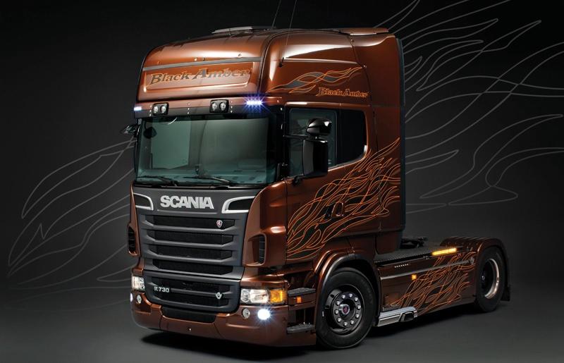 Italeri #3897 1/24 Scania R730