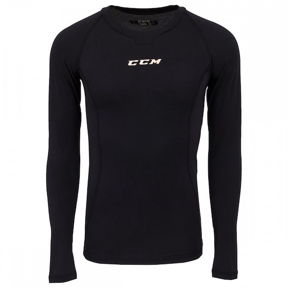 CCM L/S Compression Top