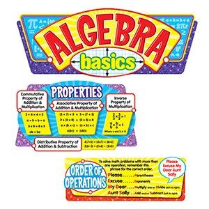 T 8256 ALGEBRA BASICS BBS