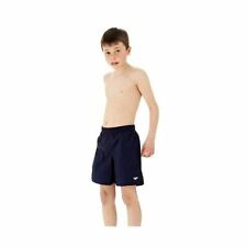 Boys Solid Leisure Watershort Black