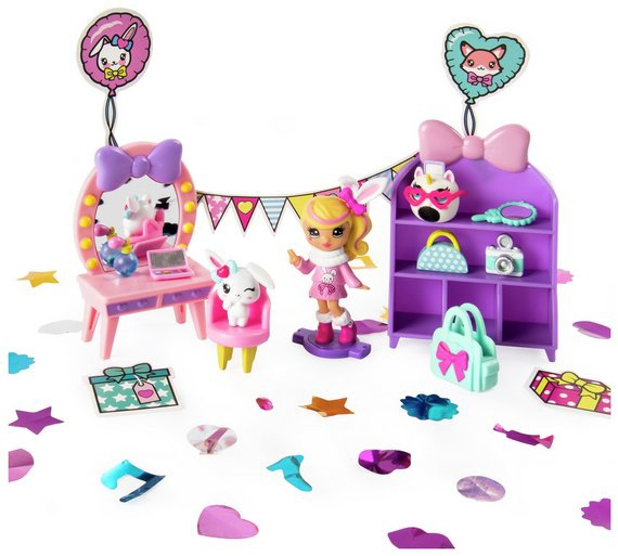 PARTY POP TEENIES SURPRISE BOX PLAYSET