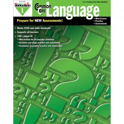 X NL 2159 COMMON CORE LANGUAGE GR. 1