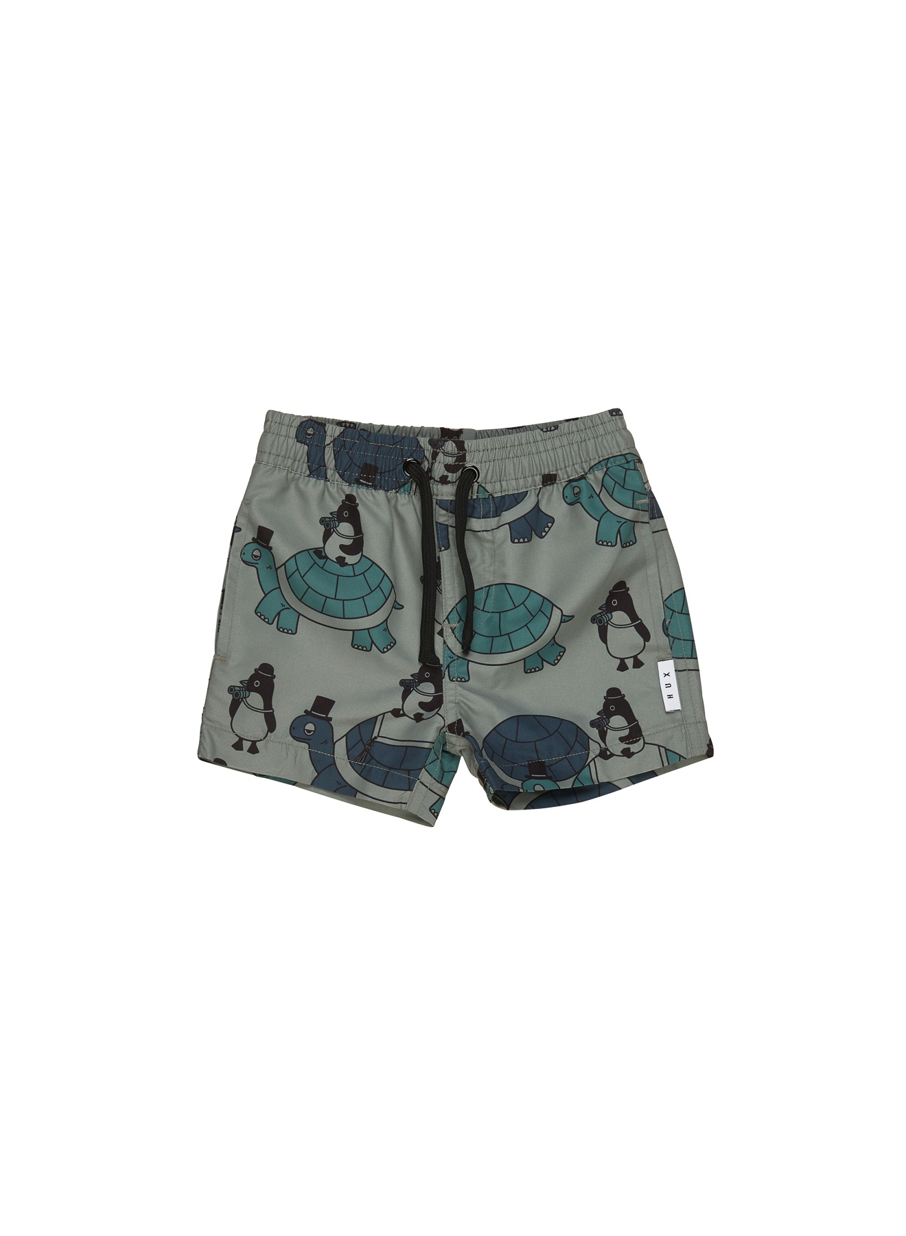 TURTLE TOUR SWIM SHORT