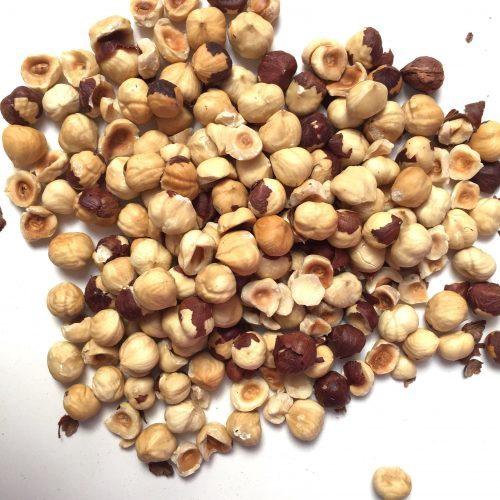Roasted Hazelnuts 220gm