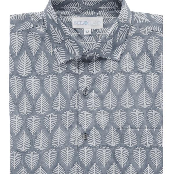 Oyster Rock shirt by Indigo Island