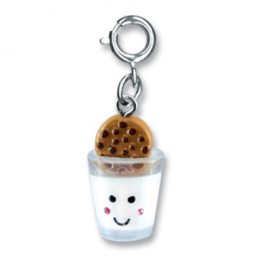 CHARM IT - MILK AND COOKIES CHARM