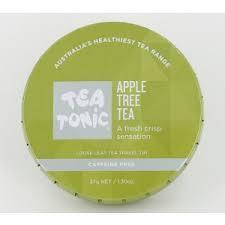 APPLE-TREE TEA TRAVEL TIN