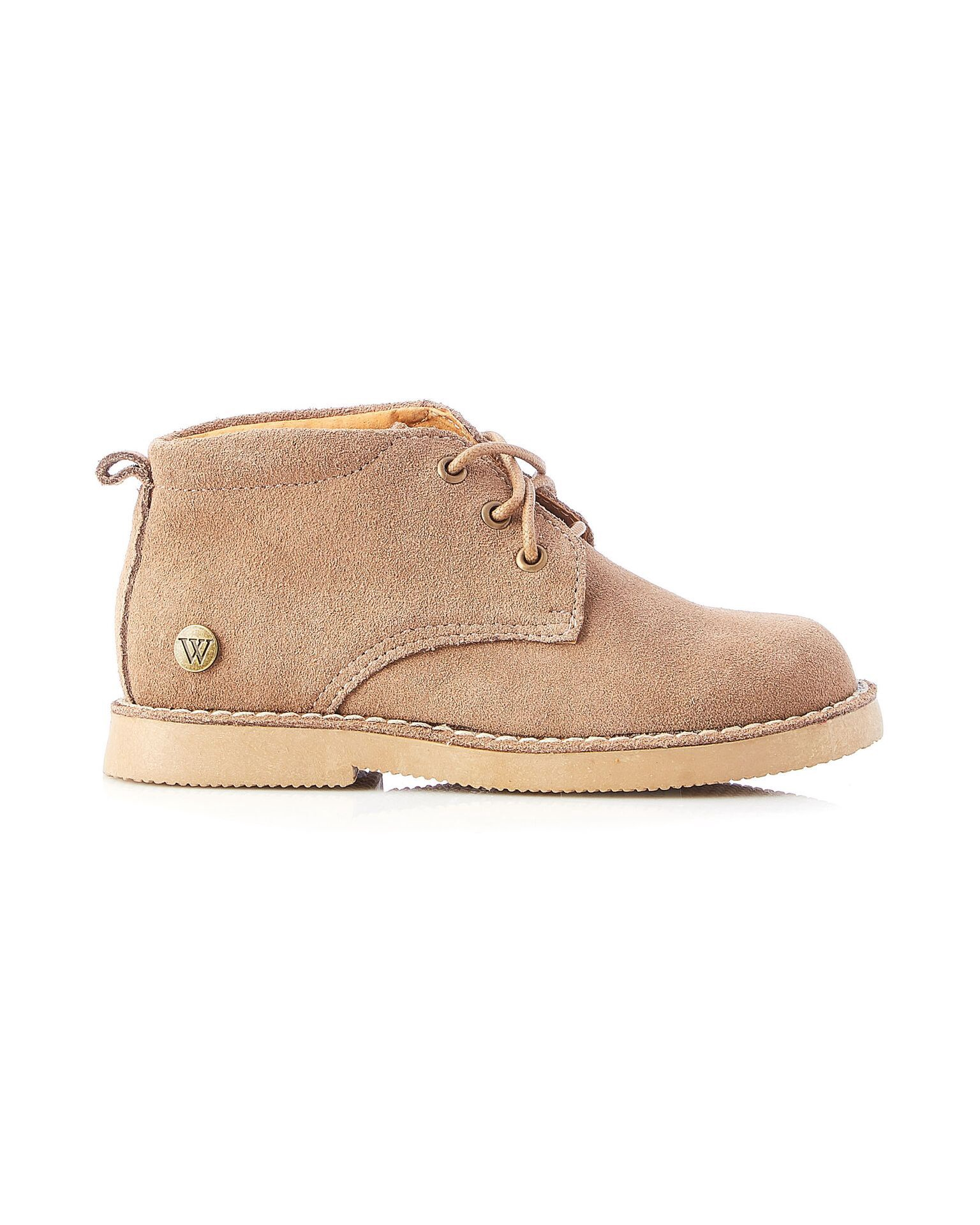 Walnut Harry Desert Boot Taupe