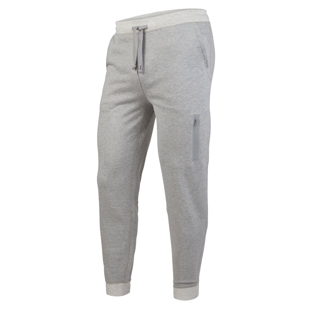 BN3TH - JOGGERS IN HEATHER GREY