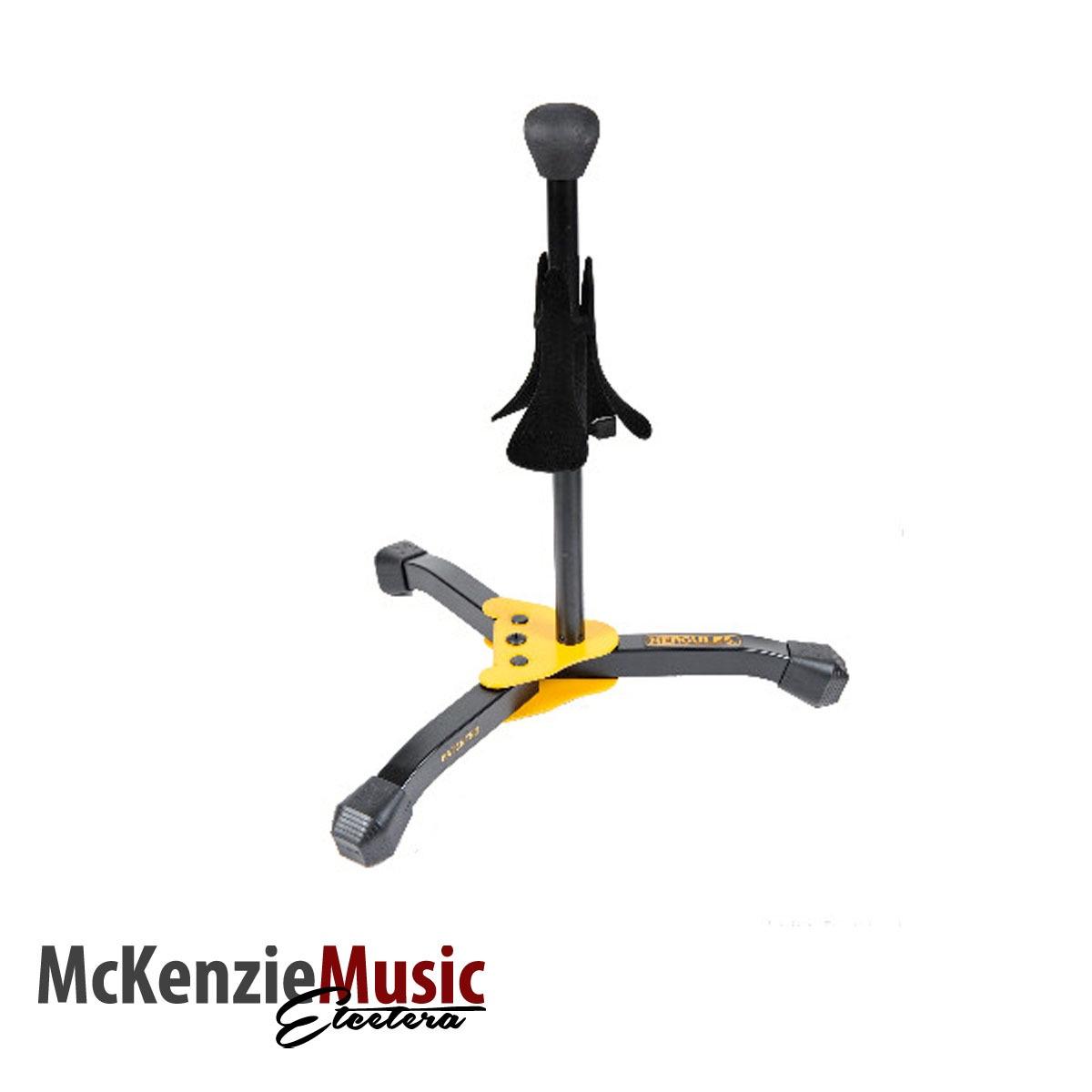 Hercules Soprano Sax/Flugel Horn Stand w/ bag DS531BB