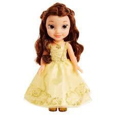 BEAUTY AND THE BEAST 14'' DELUXE TODDLER BELLE
