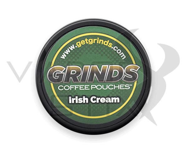 Grinds Coffee Pouches Irish Cream