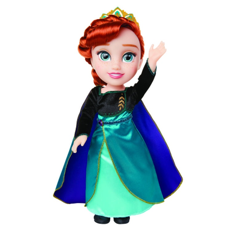 FROZEN II QUEEN ANNA DOLL
