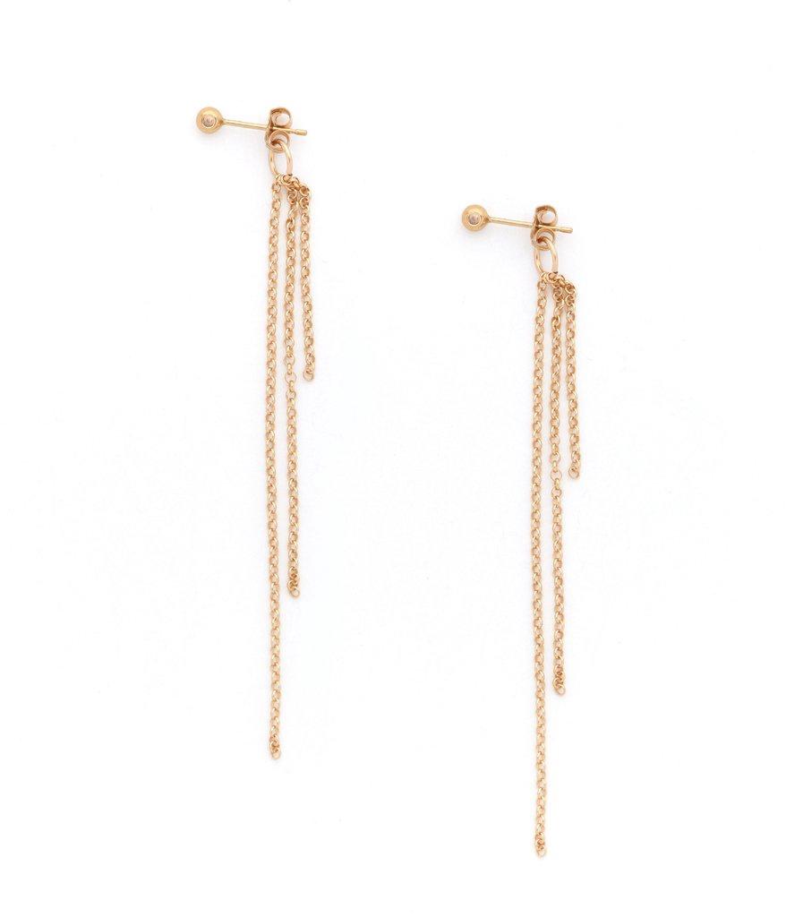 Bianca Earrings Gold