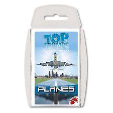 TOP TRUMPS PASSENGER PLANES