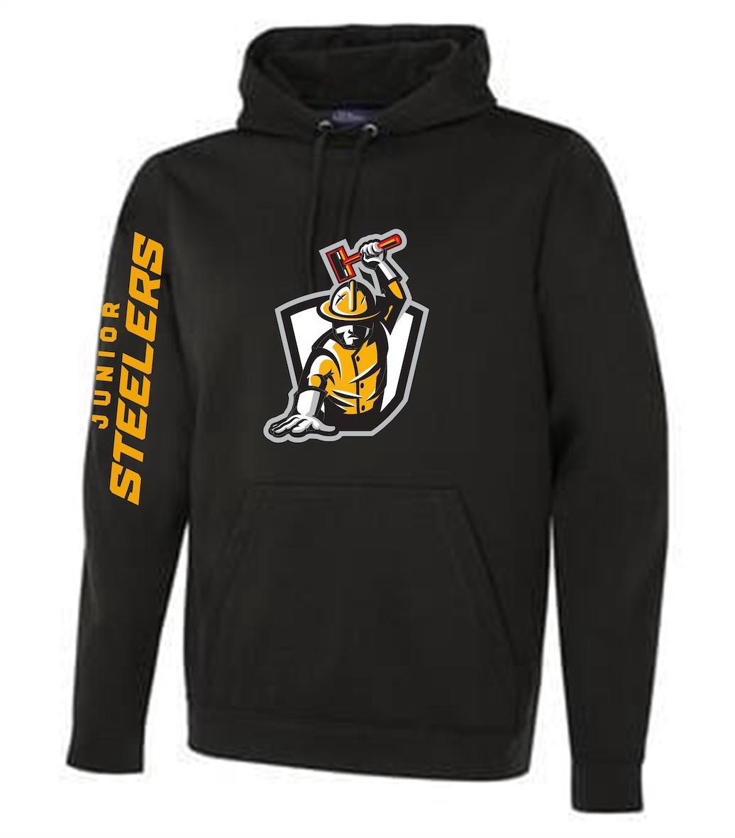 Junior Steelers Pullover Hoodie
