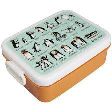 PENGUINS LUNCH BOX