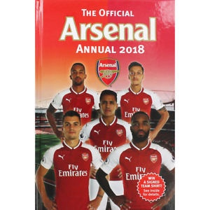 OFFICIAL ARSENAL ANNUAL 2018 (HB)