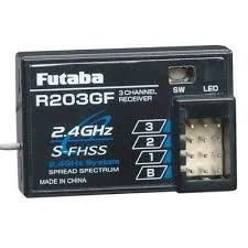 Futaba # R203GF Receiver 2.4GHz 3Ch
