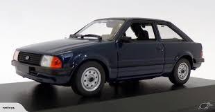 Maxichamps #940-085000 1/43 1981 Ford Escort