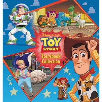 TOY STORY STORYBOOK COLLECTION (HB)