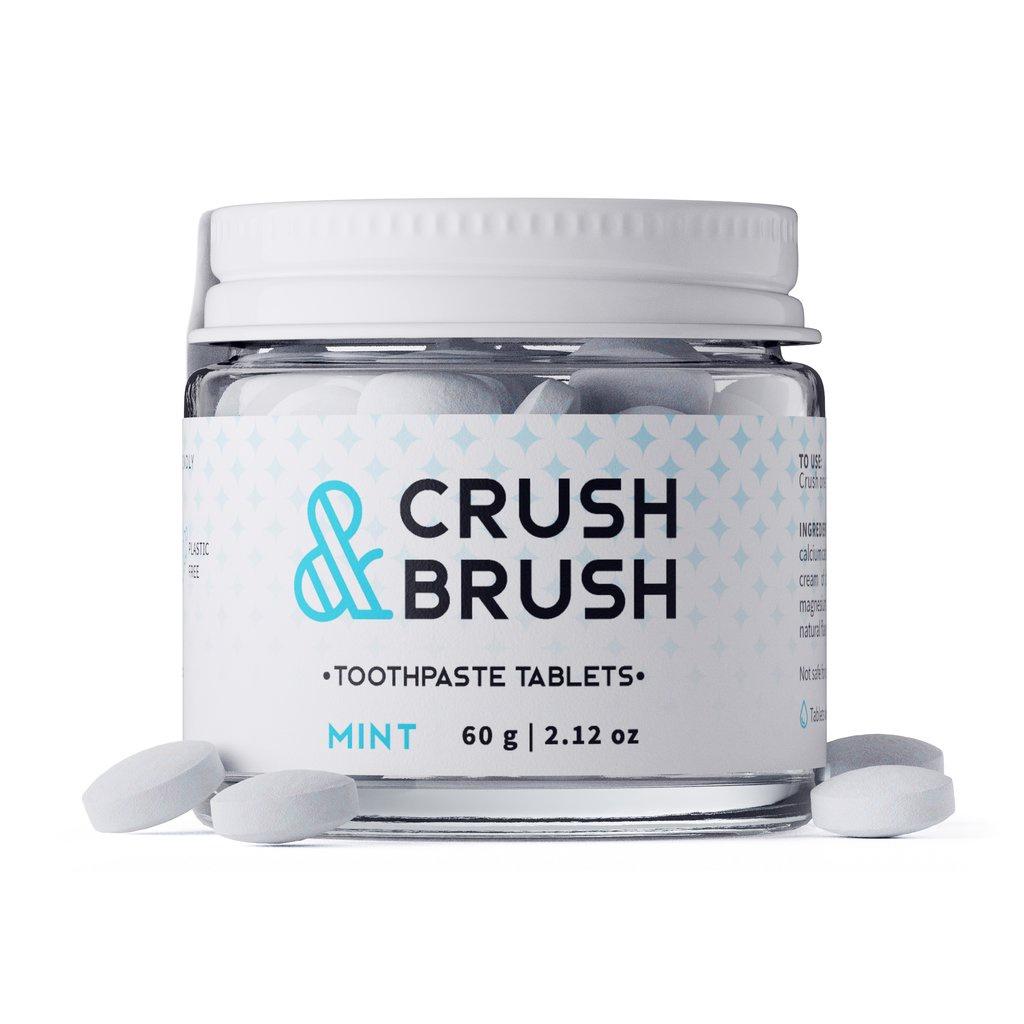 Crush & Brush Tablets