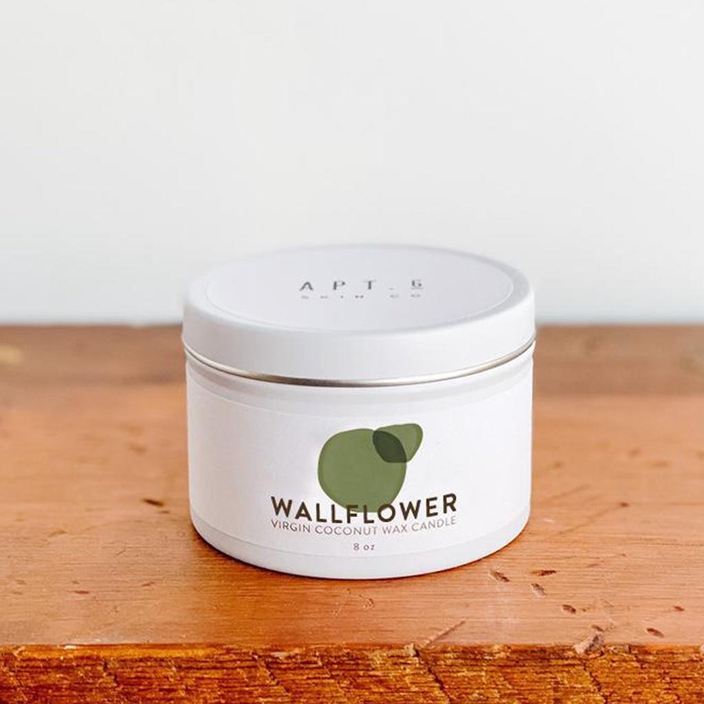 Wallflower  (Coconut Wax Candle)