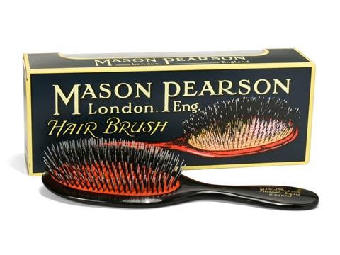 Mason Pearson handy nylon & bristle Brush