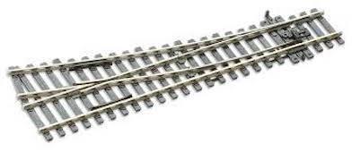 Peco Streamline #SL-E91 Electrofrog Code 100 Small Radius Right Hand
