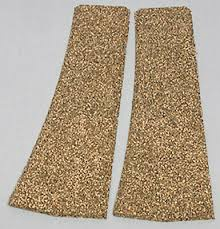 Midwest #3022 Cork Right Turnout Pads (1pair)