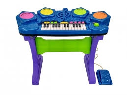 ELECTRONIC DRUM & KEYBOARD